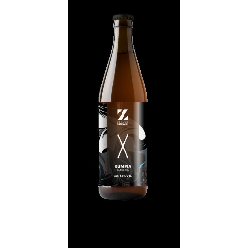 Piwo Rumpia butelka 0,5L