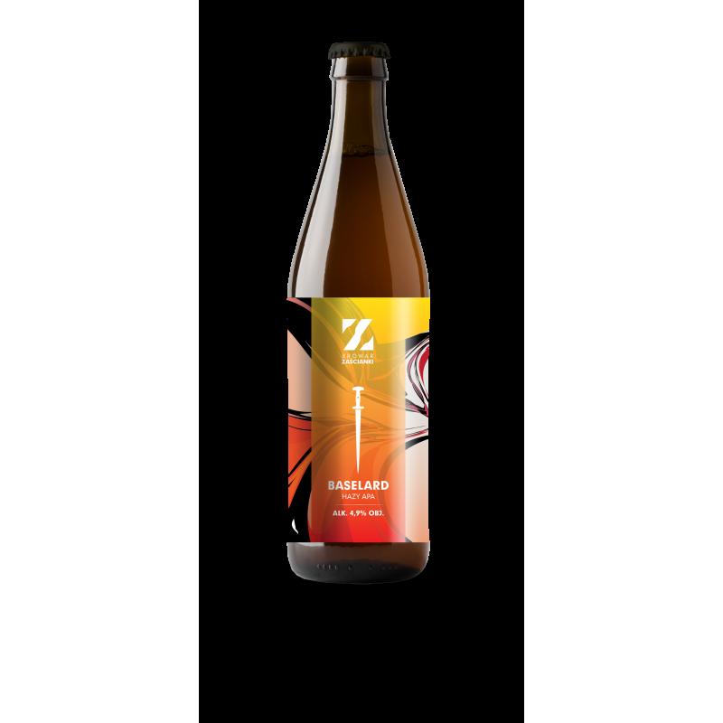 Piwo Baselard butelka 0,5L