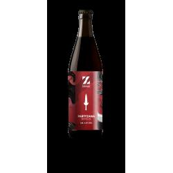 Piwo Partyzana butelka 0,5L