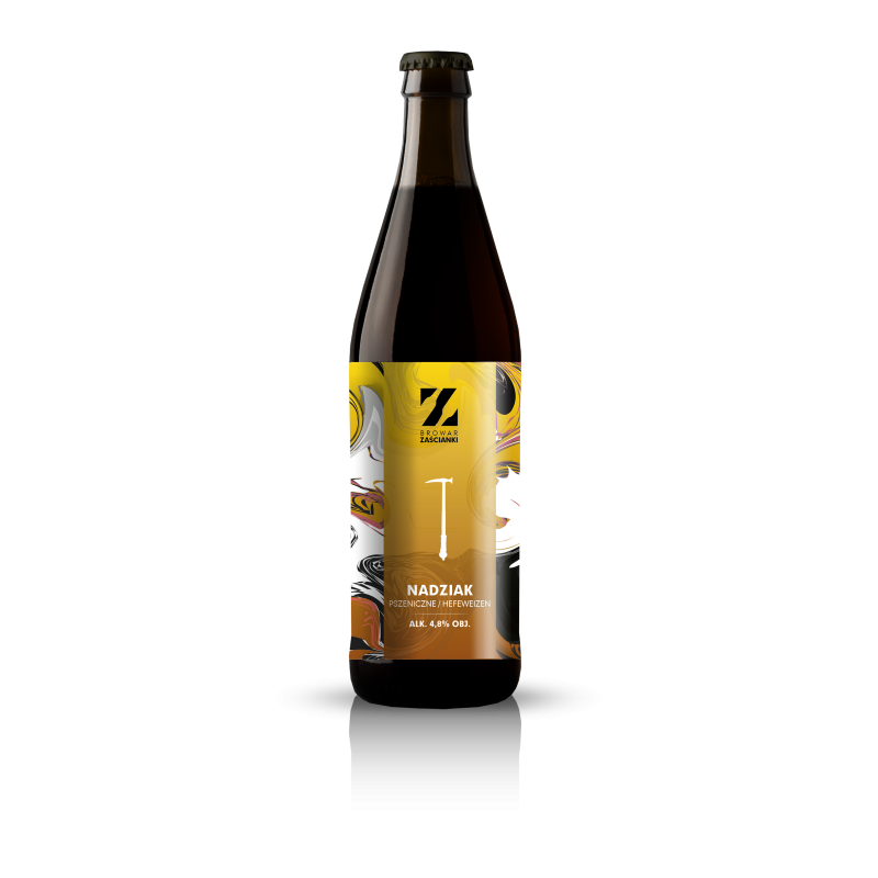 Piwo Nadziak butelka 0,5L